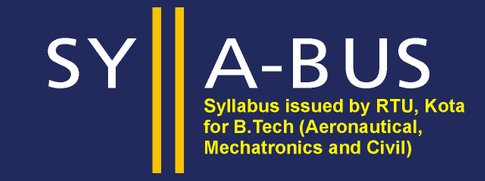 SYLLABUS FOR AERONAUTICAL ENGINEERING
