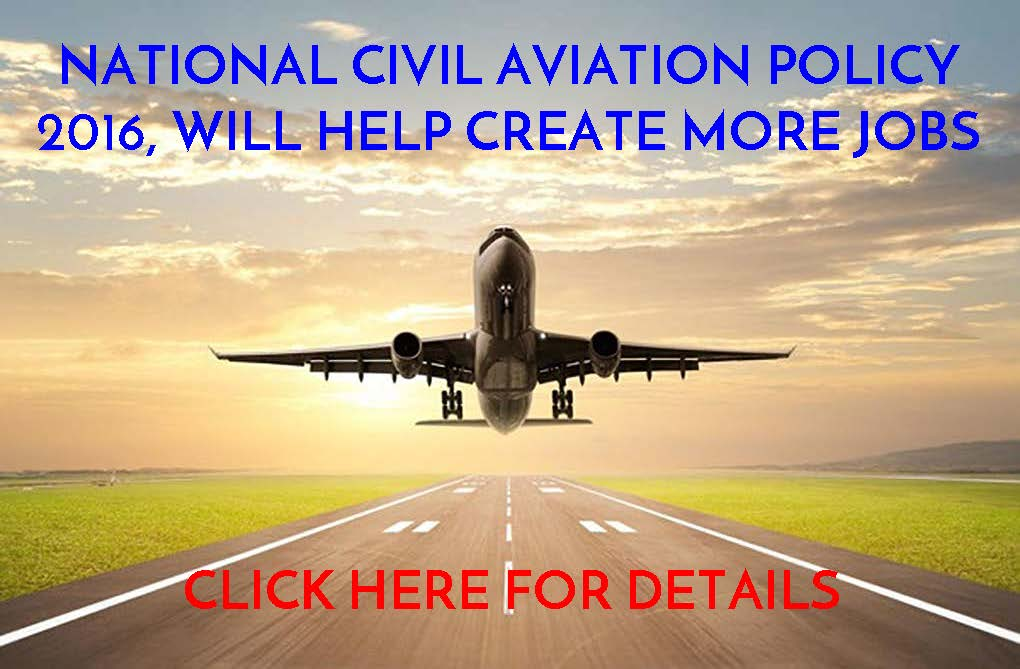 NATIONALCIVIL AVIATION POLICY